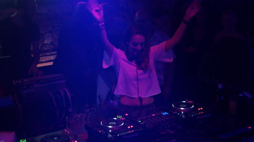 Lauren Lo Sung - Live @ Music Is Revolution Week 6 2016, Space Ibiza