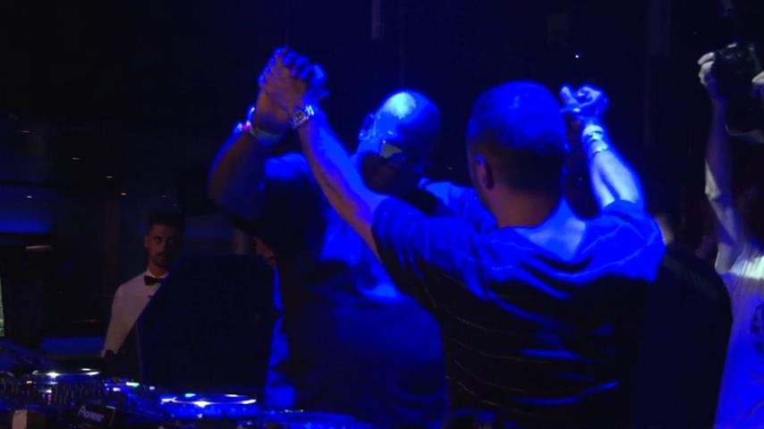 Carl Cox b2b Joseph Capriati - Live @ Music Is Revolution Week 6 2016, Space Ibiza