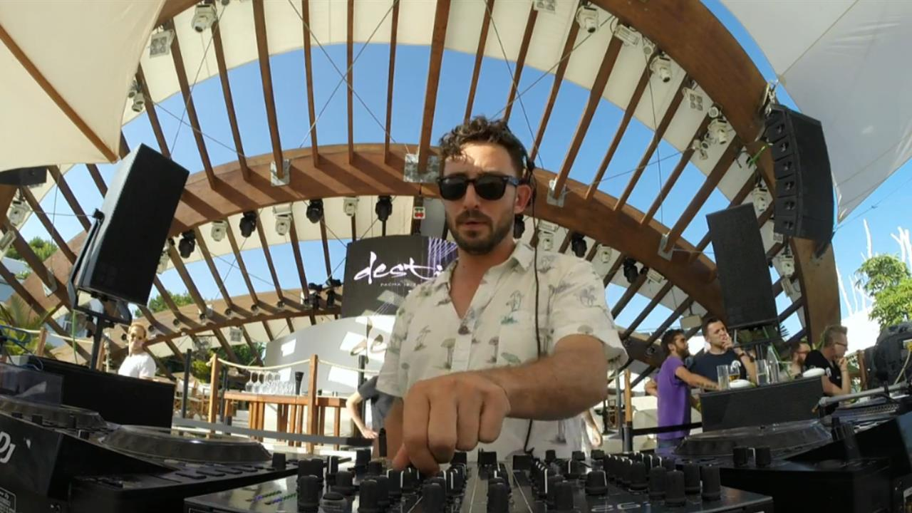 Cesar Merveille - Live @ Luciano & Friends Destino Ibiza 2016