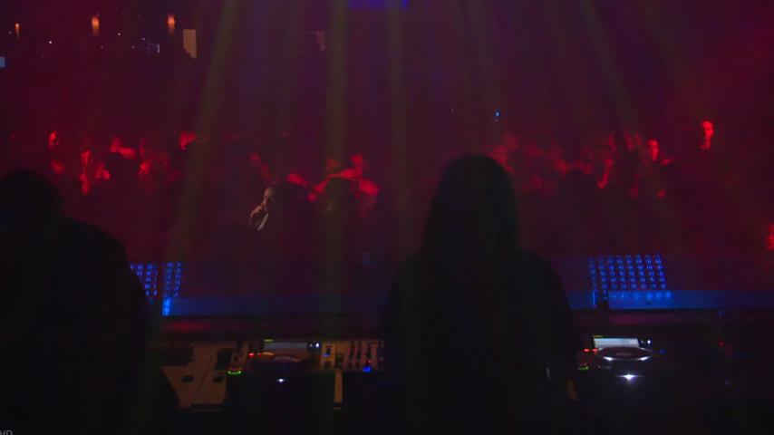 Tania Vulcano - Live @ Music Is Revolution 2016 Carl's Birthday
