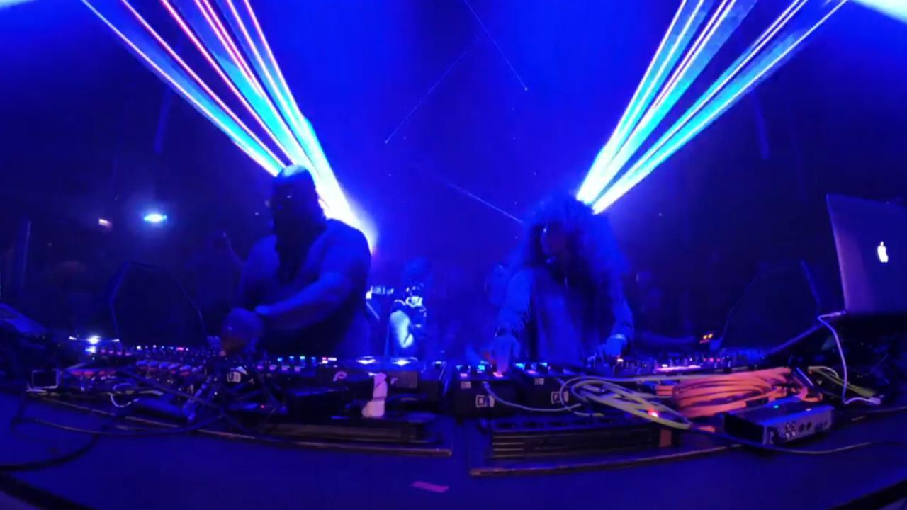 Carl Cox b2b Nicole Moudaber - Live @ Music Is Revolution Week 8 2016, Space Ibiza