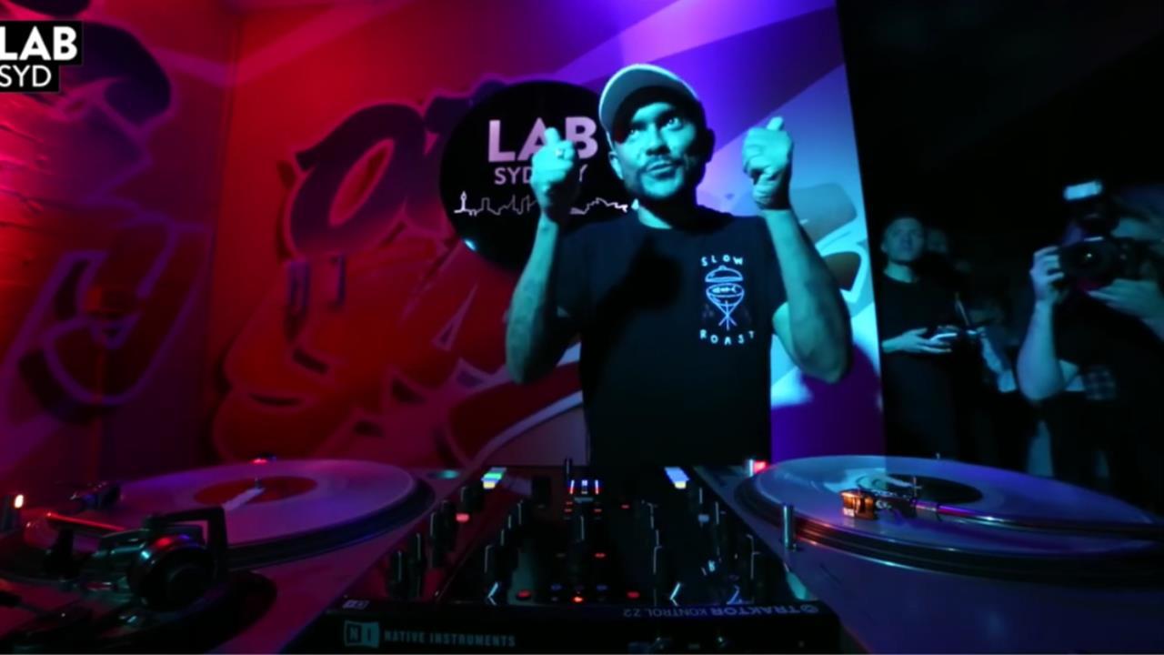 DJ Craze - Live @ Mixmag Lab Sydney 2016