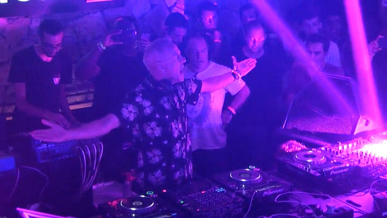 Fatboy Slim - Live @ Music Is Revolution Week 9 2016, Space Ibiza