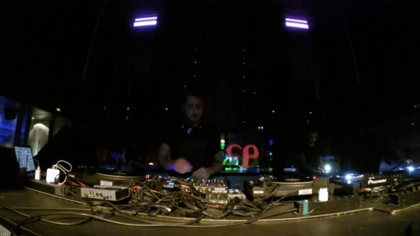Davide Squillace - Live @ Music Is Revolution Week 13 2016, Space Ibiza