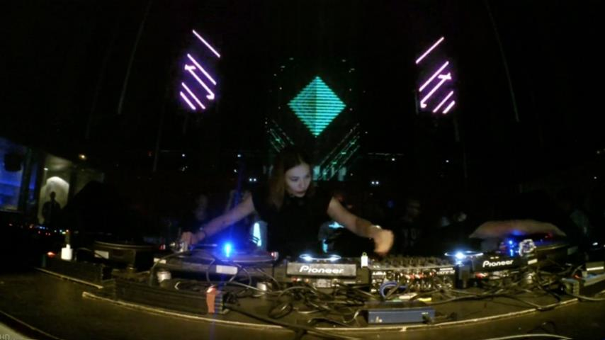 Nina Kraviz - Live @ Music Is Revolution Week 13 2016, Space Ibiza