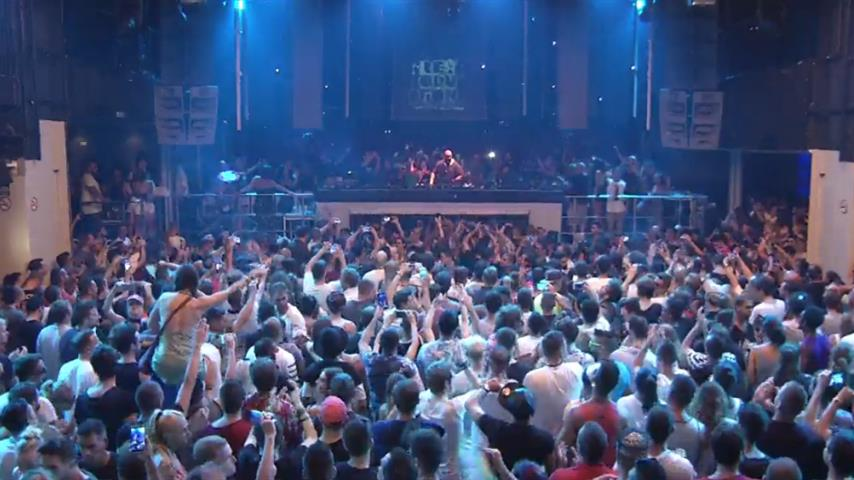 Carl Cox - Live @ Music Is Revolution Week 14 2016, Space Ibiza