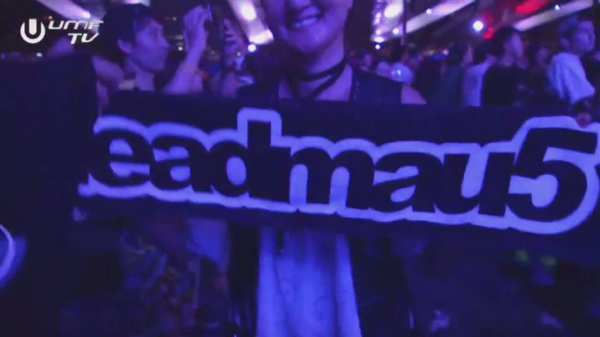 Deadmau5 - Live @ Ultra Japan 2016