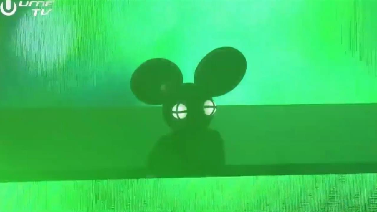 Deadmau5 - Live @ Ultra Singapore 2016