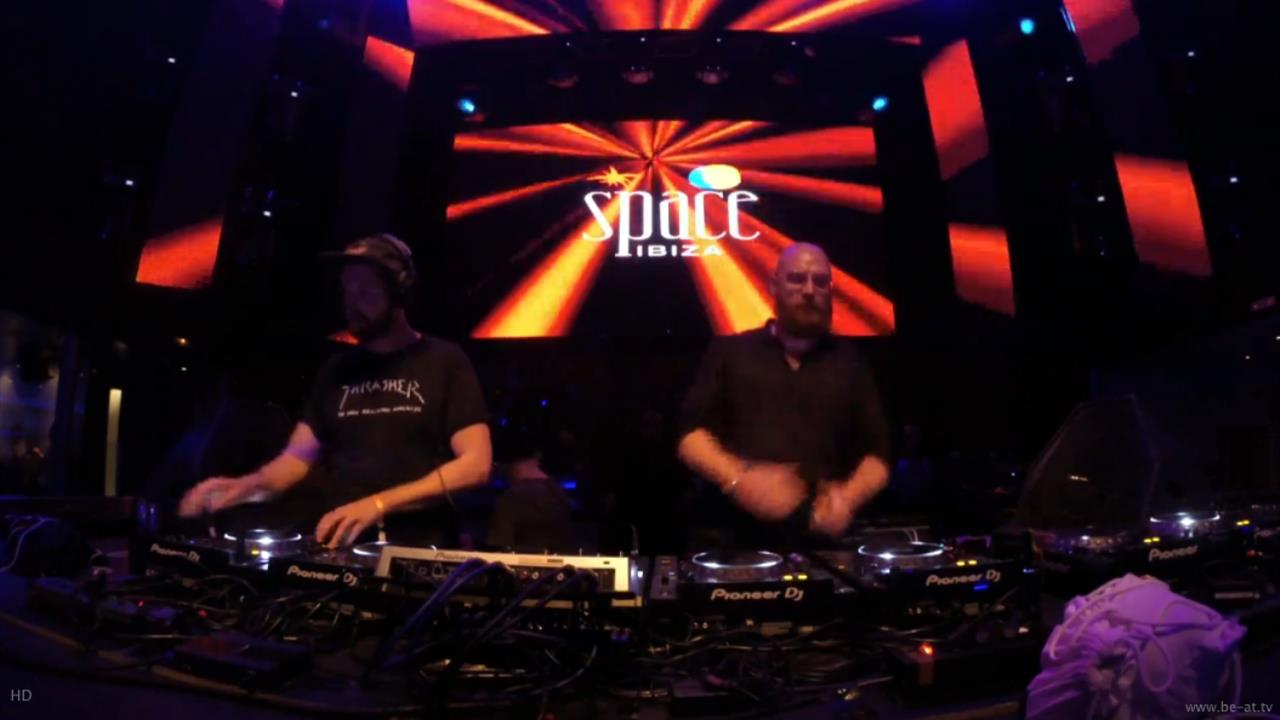 Andhim - Live @ Space Closing Fiesta 2016 Discoteca
