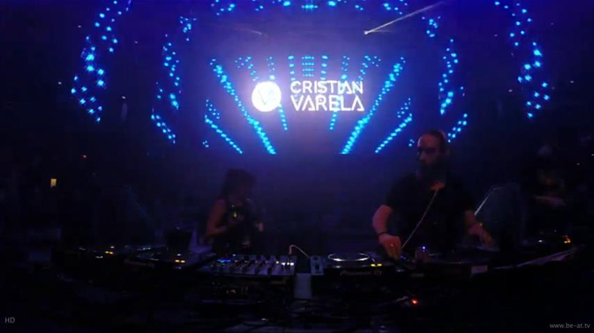 Cristian Varela - Live @ Space Closing Fiesta 2016 Discoteca