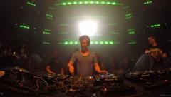 Josh Wink - Live @ Space Closing Fiesta 2016 Discoteca