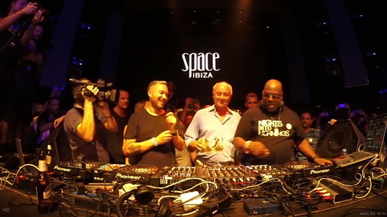 Carl Cox b2b Nic Fanciulli - Live @ Space Closing Fiesta 2016 Discoteca