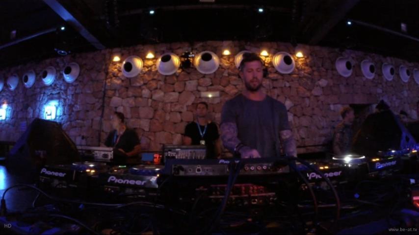 Cristoph - Live @ Space Closing Fiesta 2016 Terraza