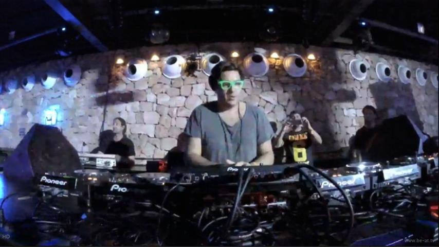Wally Lopez - Live @ Space Closing Fiesta 2016 Terraza