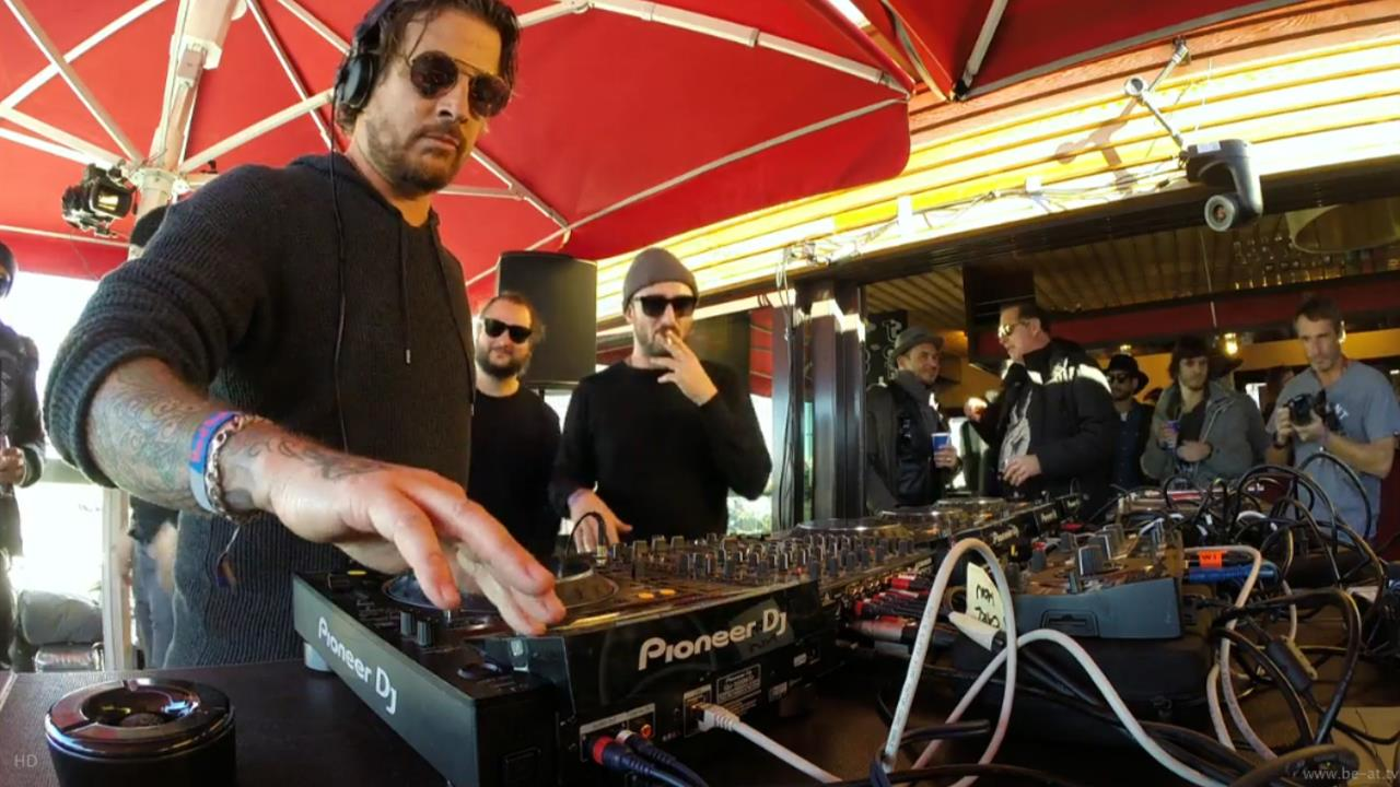 Cikaya (Luciano, Mirko Loko & Cesar Merveille) - Live @ Polaris Festival 2016
