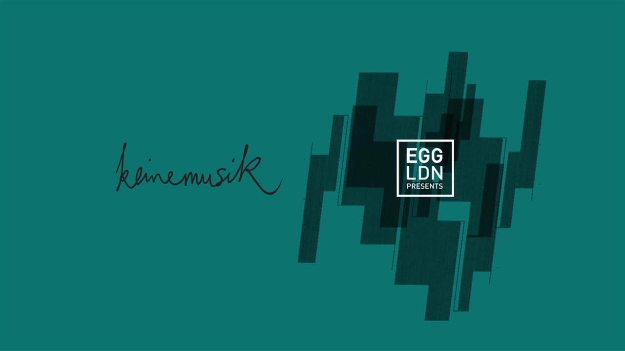 &ME b2b Adam Port b2b David Mayer b2b Reznik - Live @ Keinemusic x Egg London 2016