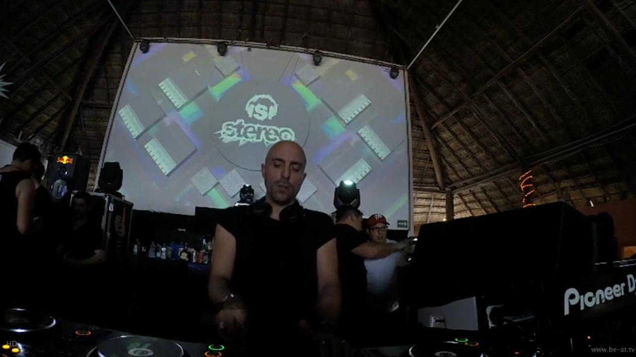 Technasia - Live @ The BPM Festival 2016, Stereo Productions, Wah Wah Beach Bar