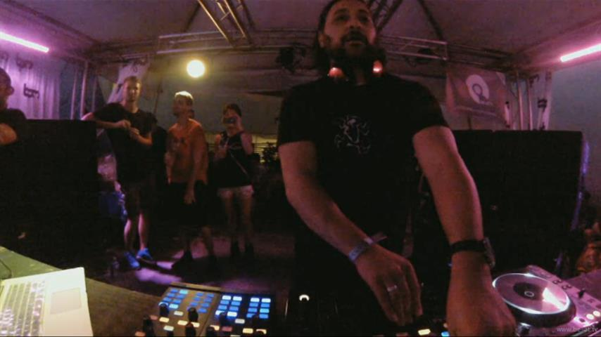 Sharam - Live @ The BPM Festival 2014, Yoshitoshi, Kool Beach
