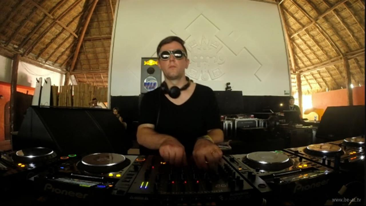 Andre Buljat - Live @ The BPM Festival 2017, Pacha Insane and Fact, Wah Wah Beach Bar