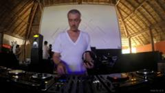 DJ T. - Live @ The BPM Festival 2017, Pacha Insane and Fact, Wah Wah Beach Bar