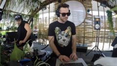 Ramiro Lopez b2b Coyu - Live @ The BPM Festival 2017, Saura, Martina Beach