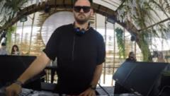 Edu Imbernon - Live @ The BPM Festival 2017, Saura, Martina Beach
