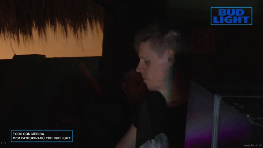 Joris Voorn - Live @ The BPM Festival 2017, ANTS, Blue Parrot