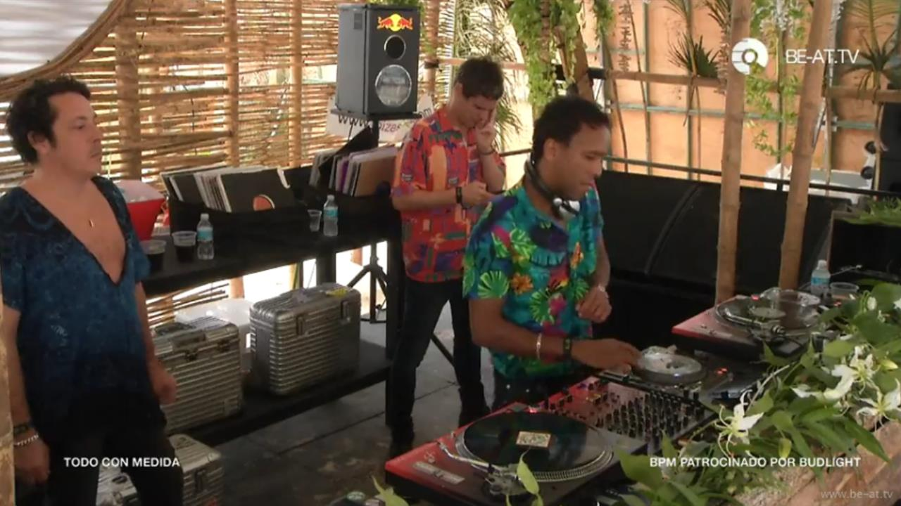 Apollonia - Live @ The BPM Festival 2017, Martina Beach