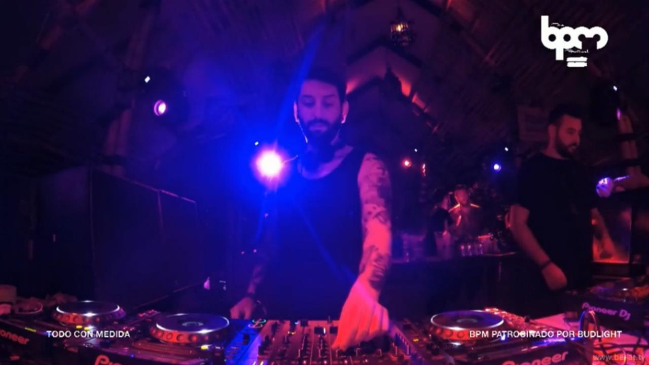 Mahony - Live @ The BPM Festival 2017, SCI+TEC, Palapa Kinha