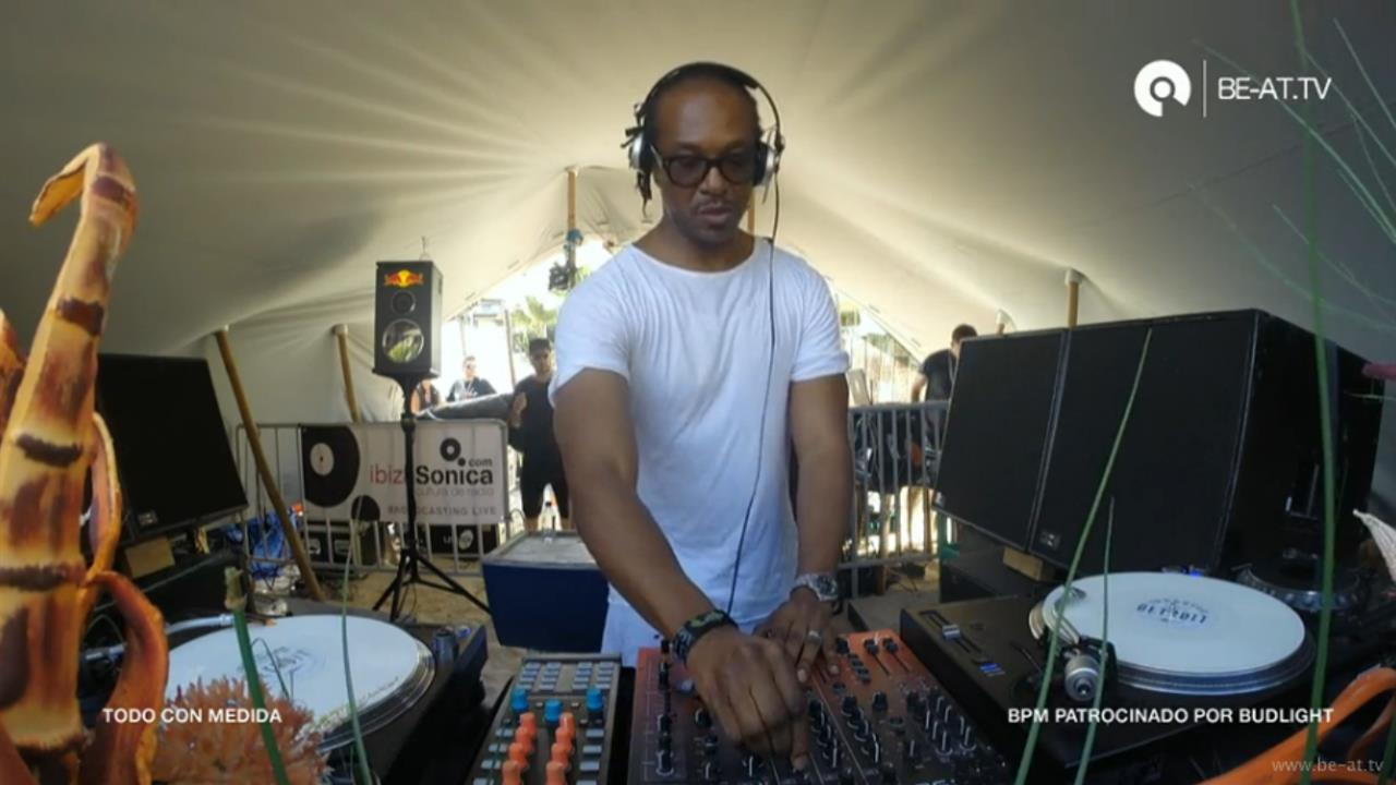 Stacey Pullen - Live @ The BPM Festival 2017, Detroit Love, Canibal Royale