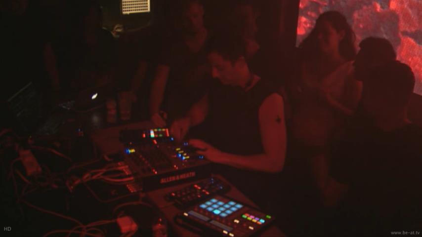 Dubfire - Live @ Sci + Tec presents Dubfire x Fire 2013