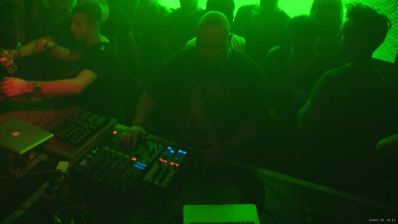 Carlo Lio - Live @ Sci + Tec presents Dubfire x Fire 2013