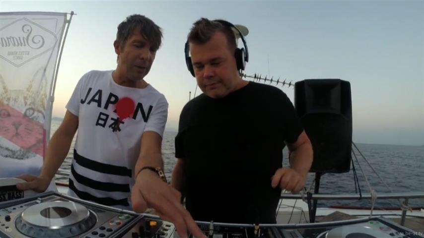 Full Intention - Live @ Suara: Kitties Wanna Dance Boat Party 2, Ibiza Sea Party 2014