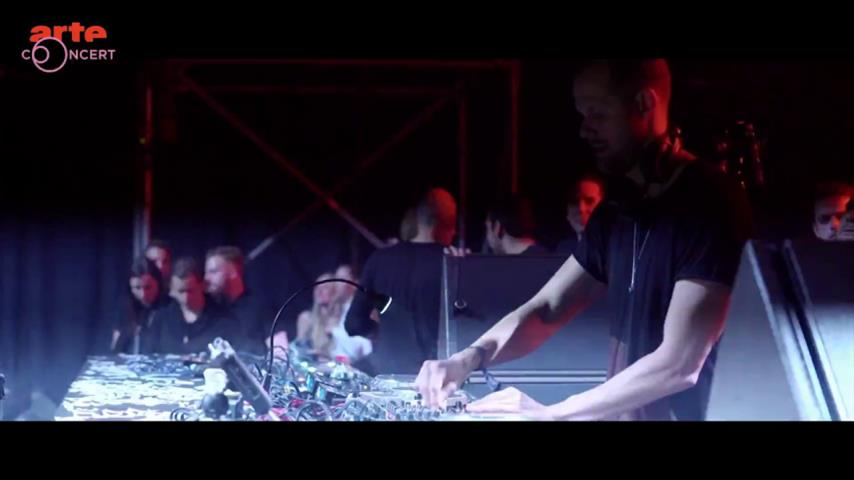 Adam Beyer - Live @ Time Warp 2017