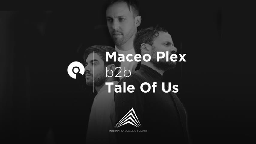 Maceo Plex b2b Tale Of Us - Live @ IMS Dalt Vila 2017