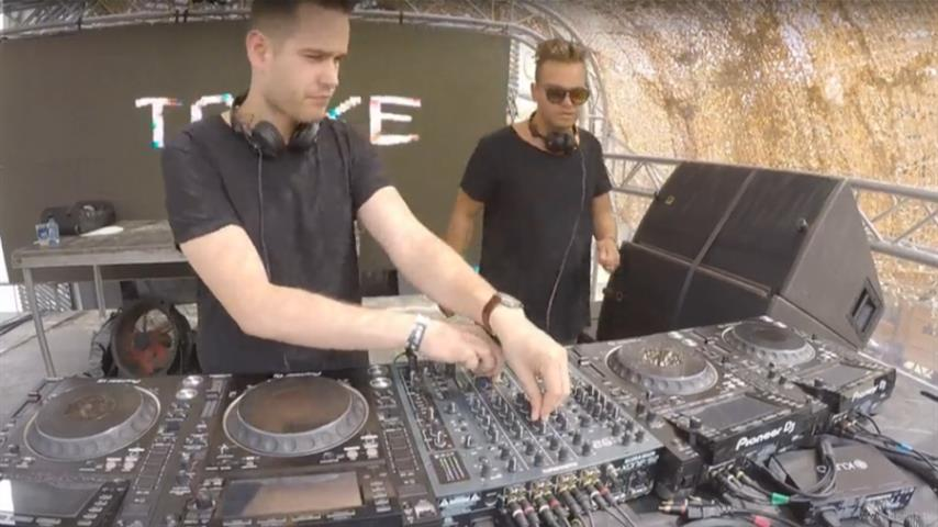 Unclesand - Live @ Extrema Outdoor Belgium 2017