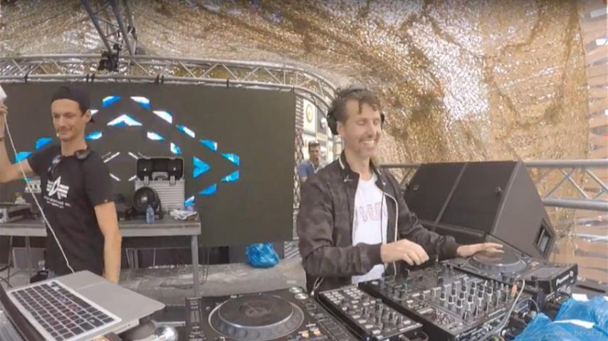 Josh Wink - Live @ Extrema Outdoor Belgium 2017