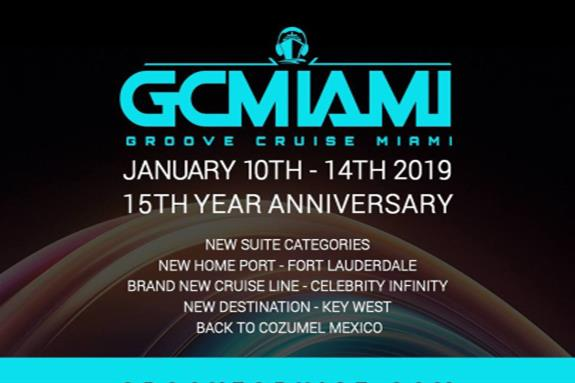 15th Annual Groove Cruise Miami 2019