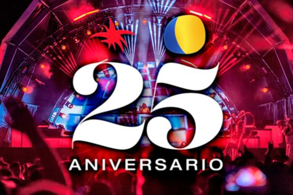 25 anniversary Space Ibiza, Space Moscow