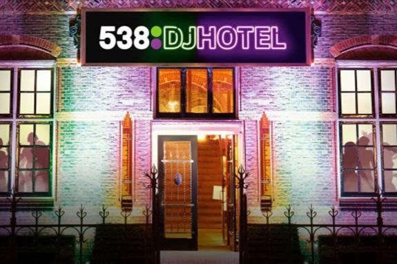 538DJ Hotel 2018
