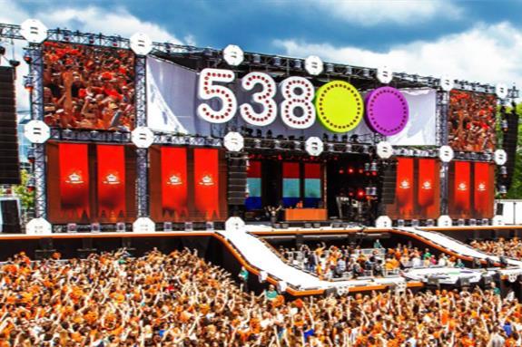 538Koningsdag 2016