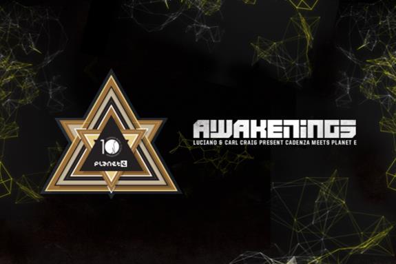 Awakenings ADE Cadenza meets Planet E 2013