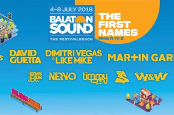 Balaton Sound Festival 2018