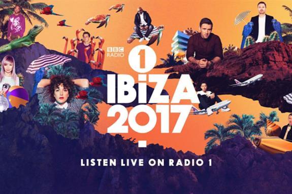 BBC Radio 1 at Hi Ibiza 2017