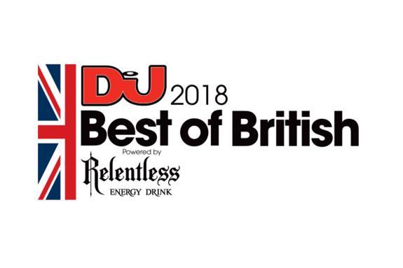 Best of British Awards 2018