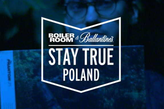 Boiler Room & Ballantine's True Music Poland 2017