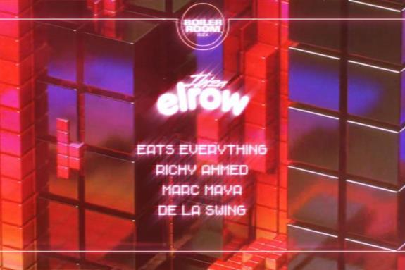 Boiler Room Ibiza x Elrow 2016