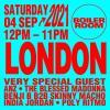 Boiler Room: London x Three Mills Island 2021
