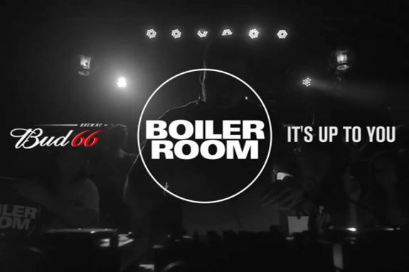 Boiler Room x Bud 66: Paraguay 2016