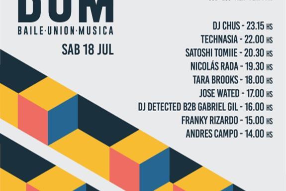 Bum Digital Fest 007 2020